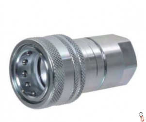 "3/4"" BSP Quick Release Female Carrier Hydraulic Coupling"