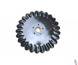 "Genuine 22""/560mm Great Plains Simba X-press Soil Razor Disc Blade 820-542C or P18688"