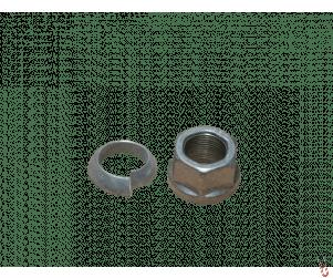 Herbst M22 x 1.5 Wheel Nut & Ring