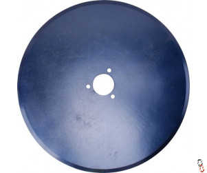 "Kverneland 18"" Plain Rear Disc for plough 3 bolt hole OEM:KK056112"