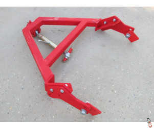 A Frame Mounting Kit to suit Kuhn/Accord DA/DAS/DAX Combination