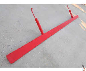 Clod Board to suit Kuhn 3m Power Harrows 01/02 series