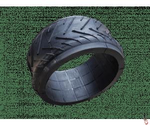 Simba Freeflow Otico Press Tyre Steel Banded