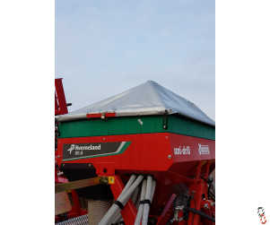 "Hopper Extension 41"" suit Kverneland/Accord DA"