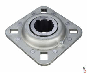 """Simba Great Plains Bearing to suit 1 1/4"""" Square Shaft"""
