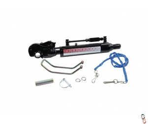 Hydraulic toplink Cat 3, 35mm rod, 605mm min length, 250mm stroke, 70mm bore