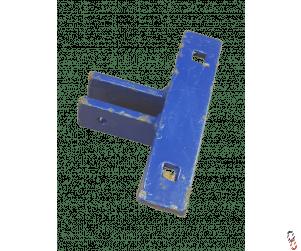 Moore Rear Press Wheel Scraper 190mm (T-bar) Sq Hole