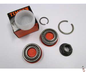 Moore Unidrill Timken TR Bearing c/w nut & cap