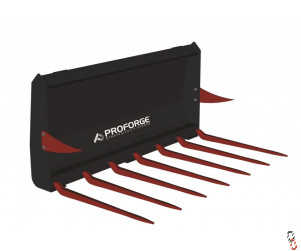 PROFORGE Manure Forks with Euro Loader Brackets