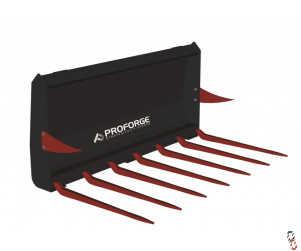PROFORGE Manure Forks with Euro Loader Brackets