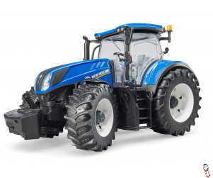 Bruder Farm Toy New Holland T7.315 Tractor 1:16