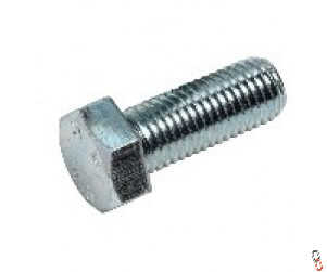 M10 Hex Head 8.8 BZP Set Screw - Range of Lengths