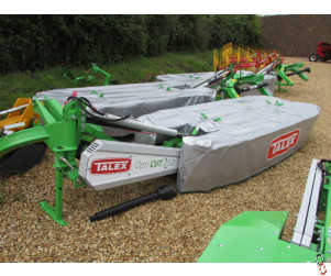 NEW TALEX DISC MOWER