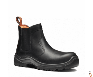 V12 Colt STS Black Leather Safety Dealer boot, Sizes 7-13