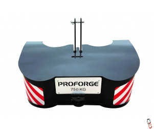 PROFORGE HANDIWEIGHT front tractor weight toolbox