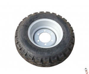 NEW 11.5/80 x 15.3 Wheel & Tyre assembly