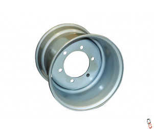 13 x 15.5 Silver Wheel Rim