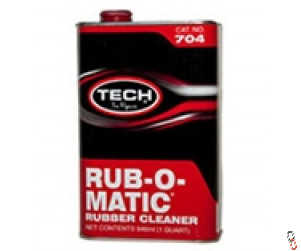 Tech 704 Rub-O-Matic Puncture Repair Buffing Solution 945ml can