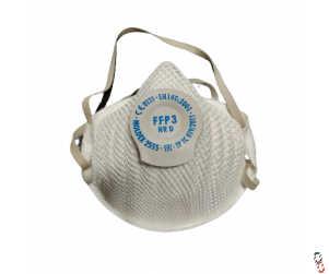 Moldex FFP3 disposable mask with valve, pk/20