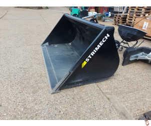 Shopsoiled PRO-AG 1.5m3 bucket, JCB Q-fit brackets