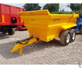 BARFORD D15 Dump Trailer 15 tonne, Hi-Side, Sprung Drawbar, New - 2 arrived in stock 26.07.2021
