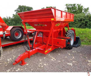 HERBST Gravel / Stone Discharge Trailer, 8 tonne, New - 1 Arrived in stock 18th October 2021