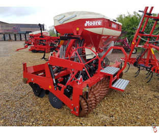 MOORE UNIDRILL 3 metre Direct Drill, New, 24 row, The Original and still the Best *Currently Available From Stock 12-7-21*