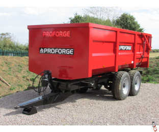 PROFORGE ACE 12 Tonne Grain Trailer, NEW, Hyd Door - Now Back in Stock !