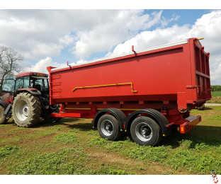 NEW HOOKLIFT 15 tonne (6.8 metre) Grain Body CHEM Spec