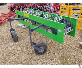 NEW Hay or Straw Swath Mover, Rake and Row, 2.5 metre, PTO drive - for small Tractors