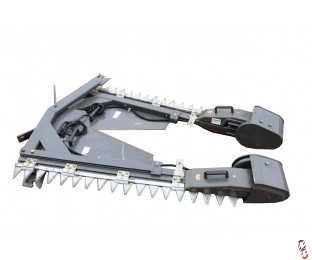 ZIEGLER Combine Side Knife, Pair, 1.3 metre cut, 2015, but unused since 2019