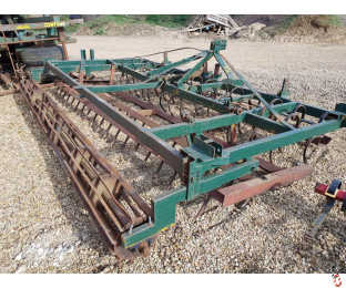 GRAYS 4 metre Seedbed Cultivator