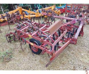 KONGSKILDE VIBROMASTER 4 metre Triple K Seedbed Cultivator