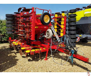 VADERSTAD RAPID 600F 6 metre system disc, 90% disc and coulters