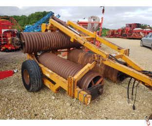 "SIMBA  6.6 metre Rolls, 24"" Rings, Heavy, Horizontal Fold"