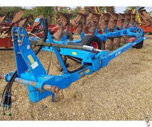 LEMKEN VARI-DIAMANT 10 Plough, 8 Furrow (7+1), On-Land/In Furrow, hyd vari, 2009