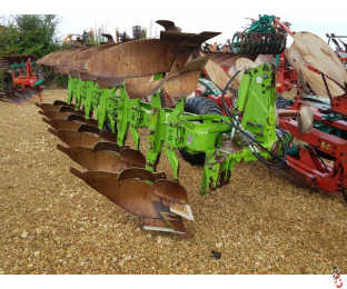 """DOWDESWELL DP7E Plough 6 furrow (5+1) 14"""", UCN Bodies, Long Clearance"""