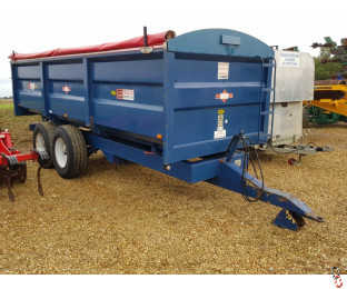 AS ACE 12 tonne Grain Trailer, Rollover Sheet,
