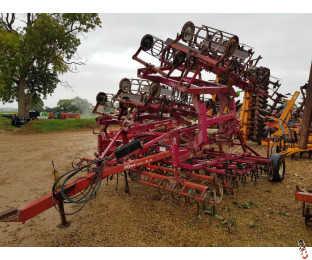KONGSKILDE GERMINATOR 6 metre Trailed Intensive Seedbed Cultivator