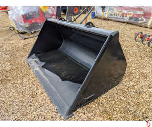 STRIMECH 7ft6 Bucket 1.5 Cubic metre, JCB Q-Fit Brackets, 2020
