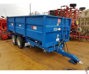 AS ACE 10 tonne Grain trailer, Sprung Axle