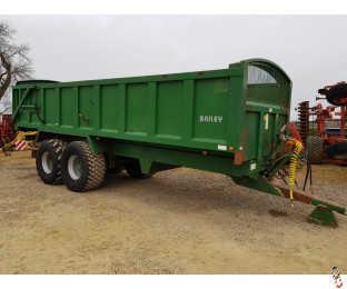 BAILEY 15 Tonne Root/Grain Trailer, 2005, Air & Oil Brakes, (1 of 2 - Matching Pair)