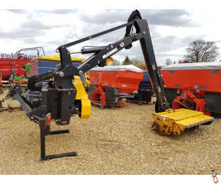 McCONNEL PA6570T Hedgecutter 2011, 3 pt Linkage, 6.5 metre