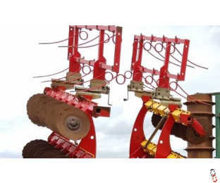 VADERSTAD CARRIER Straw Rake 5 metre