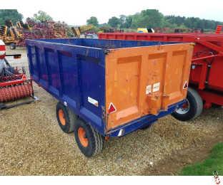 KEN WOOTTON 9 tonne Grain Trailer, Twin Axle