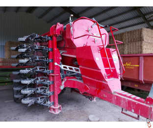 WEAVING GD4801T 4.8m Trailed Direct Drill, 2019, 800 Hectares work