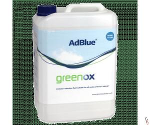 Greenox Adblue 10 Litre, Diesel Exhaust Fluid