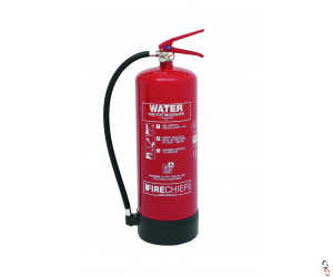 Fire Extinguisher 9Ltr Water Firechief