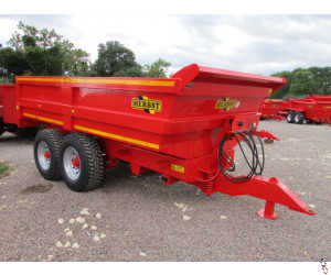 HERBST Dump Loader 16 Tonne New