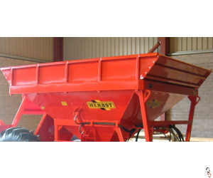 HERBST Gravel Trailer Extension Sides - New